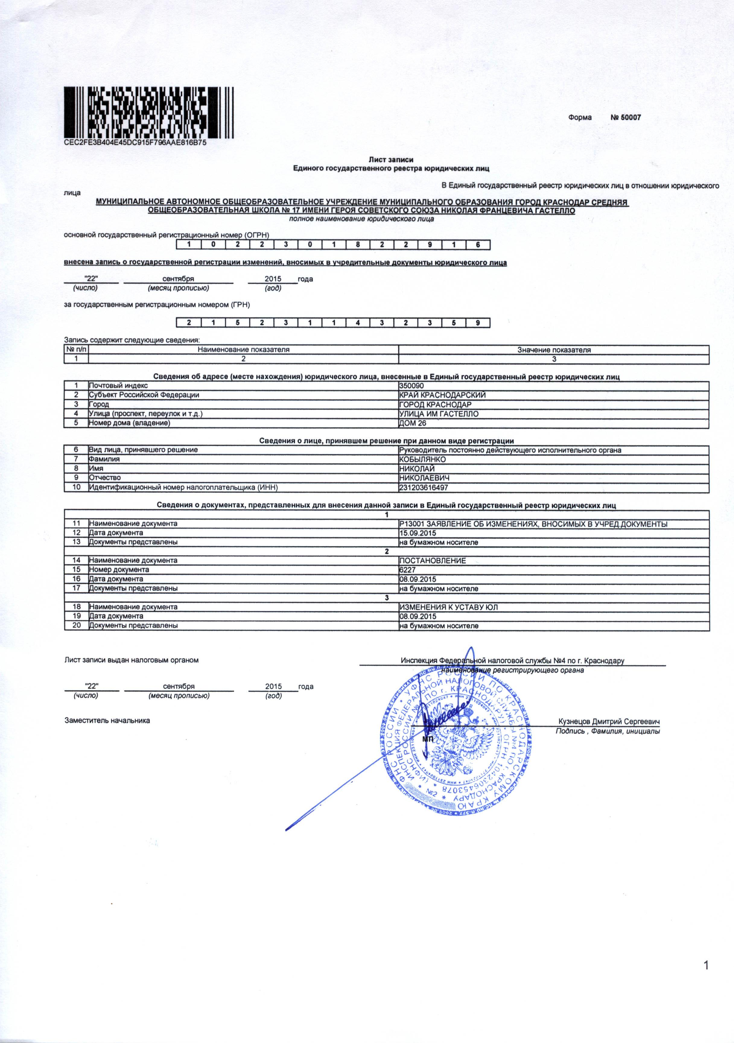Отчет о результатах самообследования МБДОУ  66 за 2016